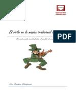 El Violín en La Música Tradicional Irlandesa