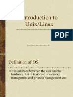 Introduction to Unix1.2