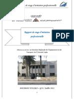 Rapport Stage Ip Dret - Ehtp 12