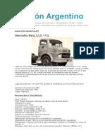 Camión Argentino