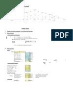 Cálculo de Tijeral Tipico de Madera.
