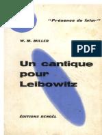 Miller,Walter Jr. - Un cantique pour Leibowitz.pdf