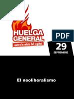 Neoliberalismo y Reforma Laboral