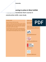 FL in Action WSP - Case Study - Construction