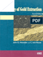The Chemistry of Gold Extraction-John O. Marsden and C. Lain House