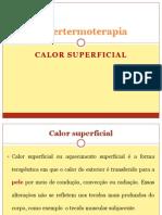 Aula2-Calor Superficial_Forno e Parafina