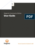 Magento Community Edition User Guide v.1.9