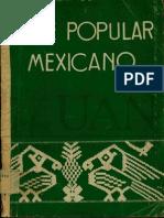Arte Popular Mexicano - 1950