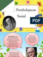 Teori Pembelajaran Sosial