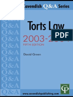 Tort of Law