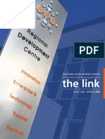 The Link Newsletter _Issue 1 2008