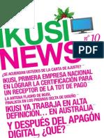 Ikusi News 10