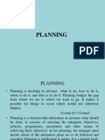 Planning and control 001