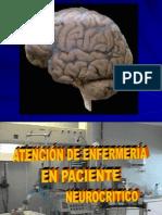 Atencion de Enfermeria en Paciente Neurocrítico