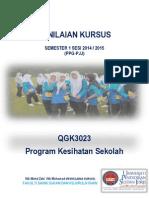 Qgk3023-Program Kesihatan Sekolah -Tugasan1 n 2