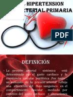 Hipertencion Arterial Primaria