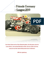 Regelwerk Jahr 2010