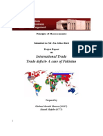Report on International Trade