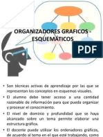 ORGANIZADORES GRAFICOS - ESQUEMÁTICOS
