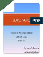 Presentacion - Ejemplo Practico