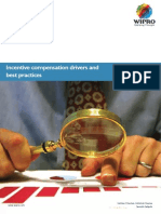 Incentive Compensation Drivers and Best Practices