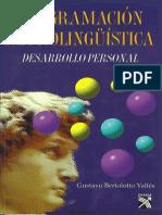 Programación Neurolingüística - Gustavo Bertolotto Valles