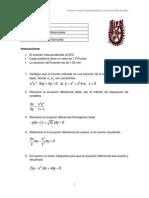 1 Examen Departamental 2014 Con Solución