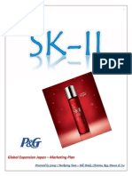 SK II Japan Marketing Plan - Group 1-Libre