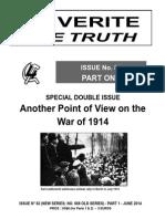 La Verite - The Truth 82 June 2014 Part 1 Final