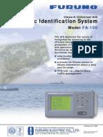 FA100 Brochure
