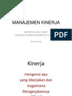 2.Kinerja Dan MK