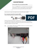 CM3PVR ESP Como Grabar de Un TDT Digital Con El CM3PVR