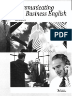 46253004 Commununicating in Business English PDF