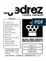 Ajedrez 295-Nov 1978 Ocr