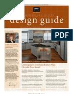 Drury Design Design Guide Fall /Winter 2014 Design Guide Newsletter