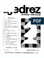 Ajedrez 299-Mar 1979 Ocr