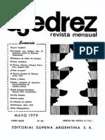 Ajedrez 301-May 1969 Ocr