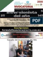 Reseña Inversionista 2008 Al 2013 (1)