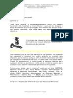Noções de Administração de RH e de Recursos Materiais