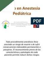 2 riesgo en anestesia pediatrica