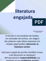 LITERATURA ENGAJADA