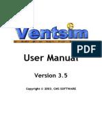 Ventsim Manual