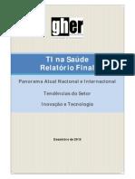 Relatório Final - TI Na Saúde - GHER - Teaser