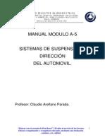 Sistema de Suspension y Direccion