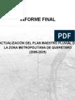 Plan de Desarrollo de Drenes Pluviales en La Ciudad de Queretaro