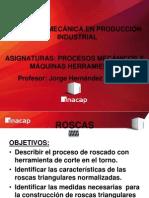Roscado 2013 ppt