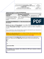 1.1 Taller Herramientas Ntic Para Comunicar 2014 Enunciado