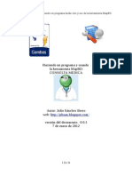CONSULTA MEDICA Ejemplo de Uso Del MapBD