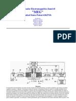 Generador Electromagnético Inmóvil