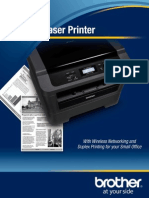 HL2280DW-2 Page Brochure